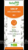 Herbalgem Sirop Bio Des Chantres 150ml à Mérignac
