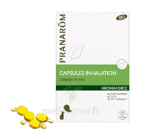 Aromaforce Caps inhalation bio B/15 + Inhalateur à Mérignac