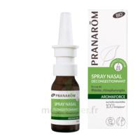 Aromaforce Solution Nasale Dégage Le Nez 15ml + Solution à Mérignac