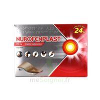 Nurofenplast 200 Mg Emplâtre Médic 4sach à Mérignac