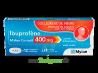 IBUPROFENE MYLAN CONSEIL 400MG, comprimés pelliculés à Mérignac