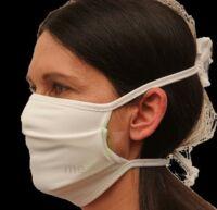 Masque Réutilisable 10 Lavages (uns1) Blanc