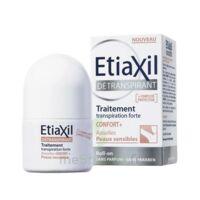 Etiaxil Aisselles Déodorant Confort + Roll-on/15ml à Mérignac