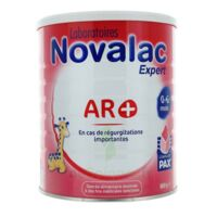 Novalac Expert Ar + 0-6 Mois Lait En Poudre B/800g à Mérignac