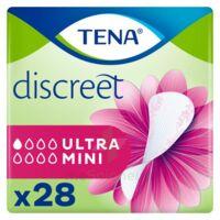 Tena Discreet Protection Urinaire Ultra Mini Sachet/28 à Mérignac
