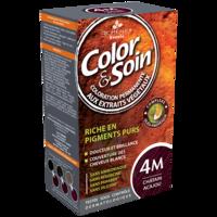 COLOR&SOIN Kit coloration permanente 4M châtain acajou à Mérignac