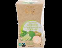 Pagès Thé Vert Gingembre à L'huile Essentielle De Citron Vert Thé Vert Bio Boîte De 20 Sachets à Mérignac