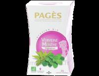 Pagès Verveine Menthe Infusion Bio Digestion Boîte De 20 Sachets à Mérignac