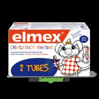 Elmex Duo Dentifrice Enfant, Tube 50 Ml X 2 à Mérignac
