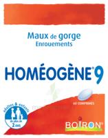 Boiron Homéogène 9 Comprimés à Mérignac