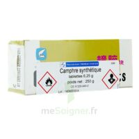 Cooper Camphre Tablettes 250g à Mérignac