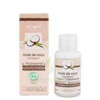 Huile Végétale Bio De Coco 50ml à Mérignac