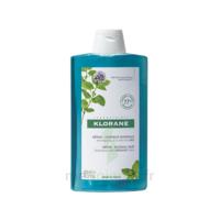 Klorane Menthe Aquatique Bio Shampooing Détox Fraicheur 400ml à Mérignac