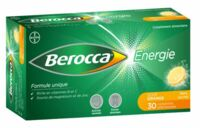 Berocca Energie Comprimés Effervescents Orange B/30 à Mérignac