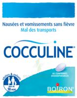 Boiron Cocculine Comprimés Orodispersibles B/40 à Mérignac